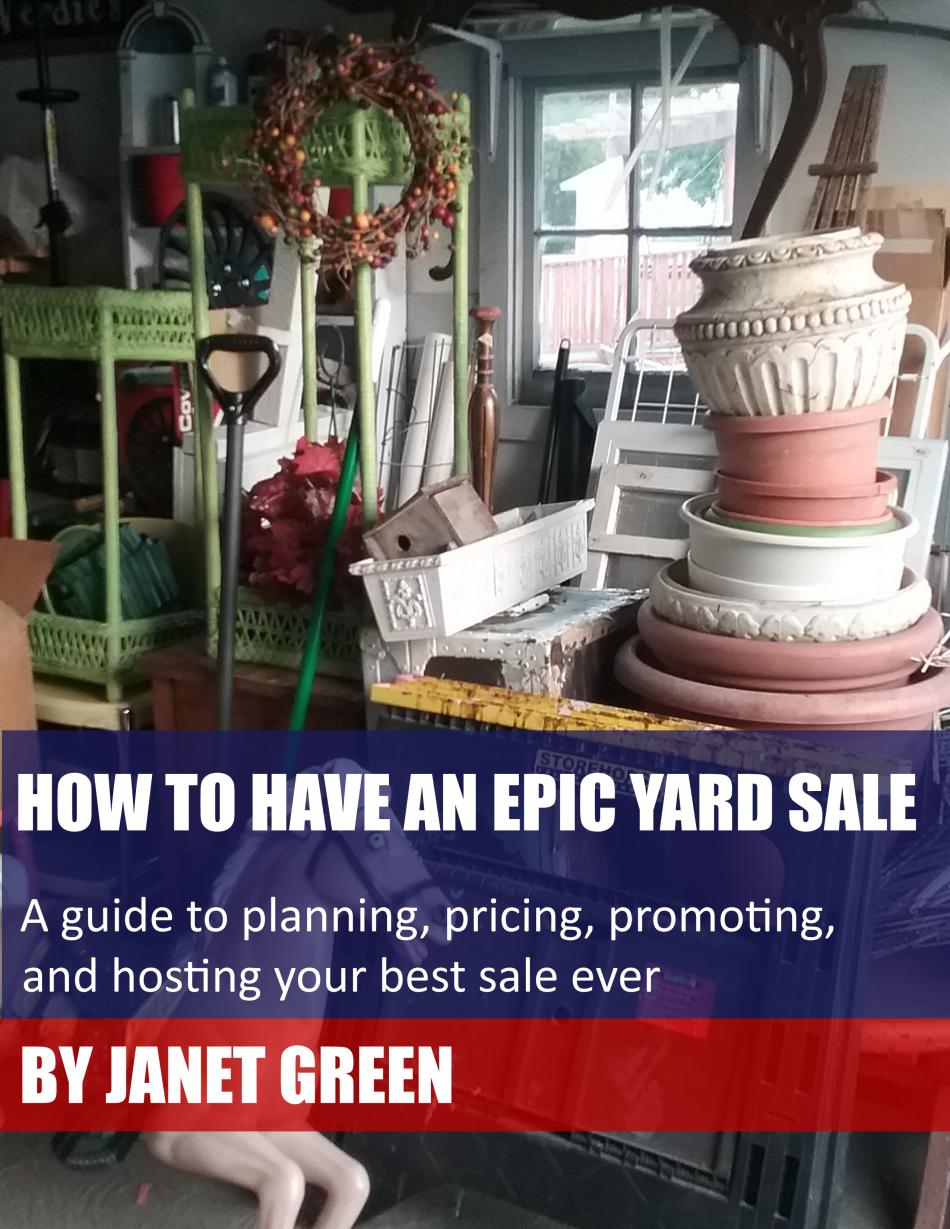Media Kit Epic Yard Sale